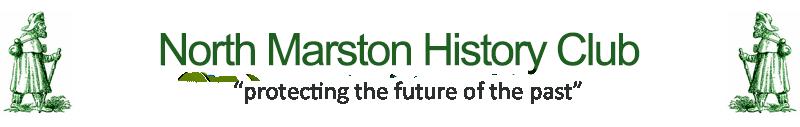 North Marston History Club